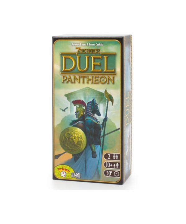 7 Чудес Дуэль: Пантеон (7 Wonders Duel: Pantheon)
