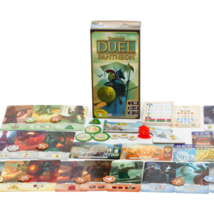 7 Чудес Дуэль: Пантеон (7 Wonders Duel: Pantheon)