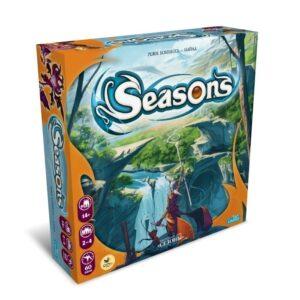 Seasons / Сезоны