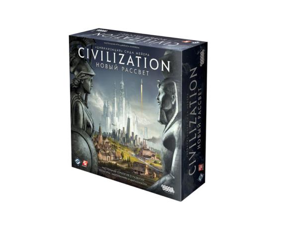 Цивилизация Сида Майера: Новый рассвет