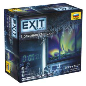 EXIT Квест. Полярная станция