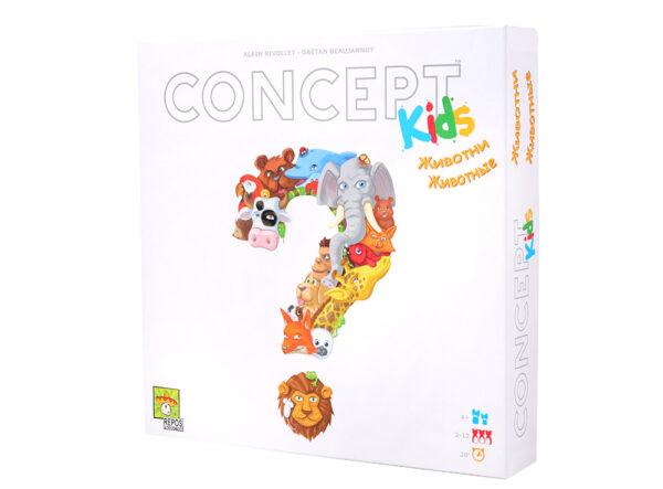 Концепт для детей