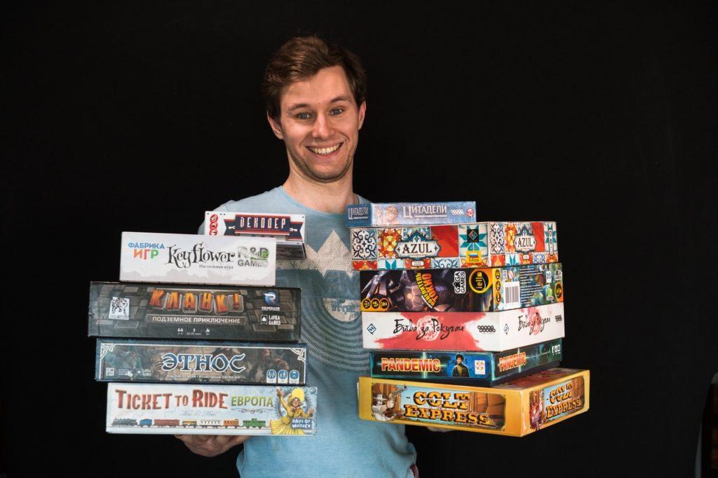 10 игр для новичков