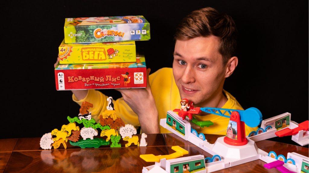 10 лучших игр для для детей 4-6 лет и старше