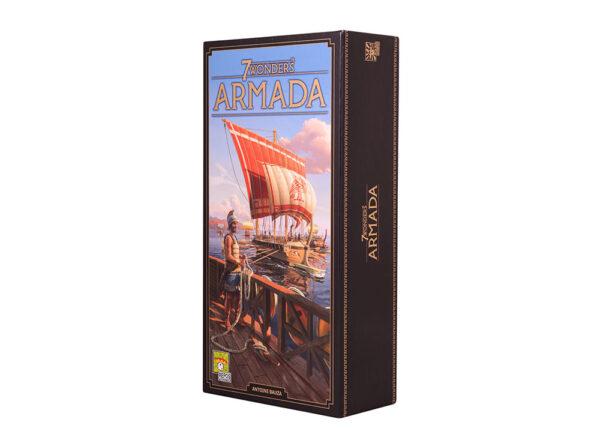 7 Чудес: Армада (7 Wonders: Armada)