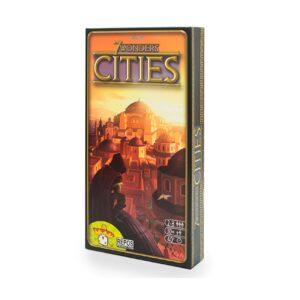 7 чудес: Города (7 Wonders: Cities)
