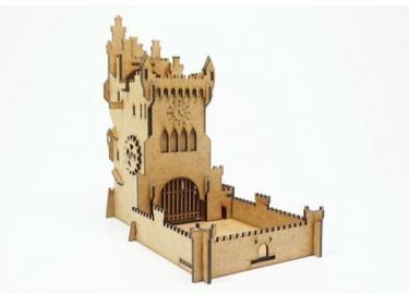 Башня для бросания кубиков – Старый замок