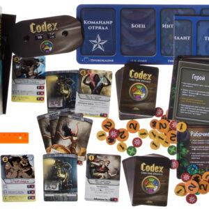 Карточная игра Codex. Стартовый набор1