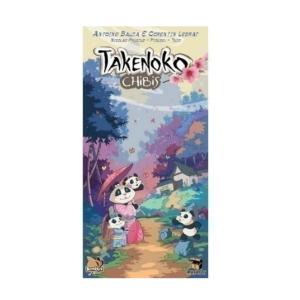 Такеноко: Крошка-панда