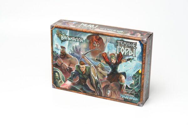 Чемпионы Мидгарда. Вальхалла и Темные горы