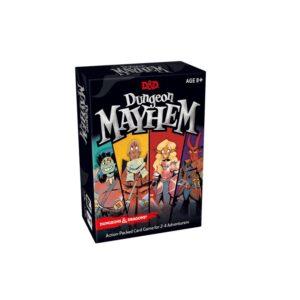 Dungeons & Dragons: Dungeon Mayhem (на английском)