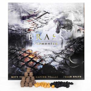 Набор реалистичных ресурсов для игры «Brass Бирмингем»
