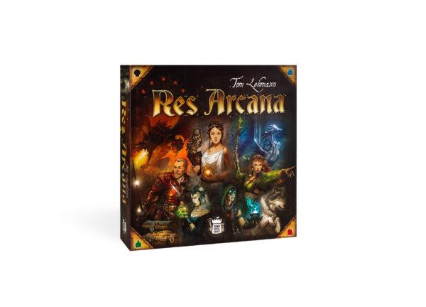 Рес Аркана (Res Arcana)